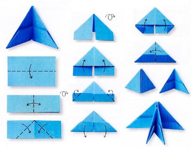 Модульные оригами