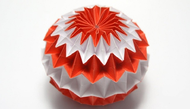 Оригамиа своими руками (фото)