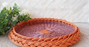 Плетеные поделки из бумажных трубочек