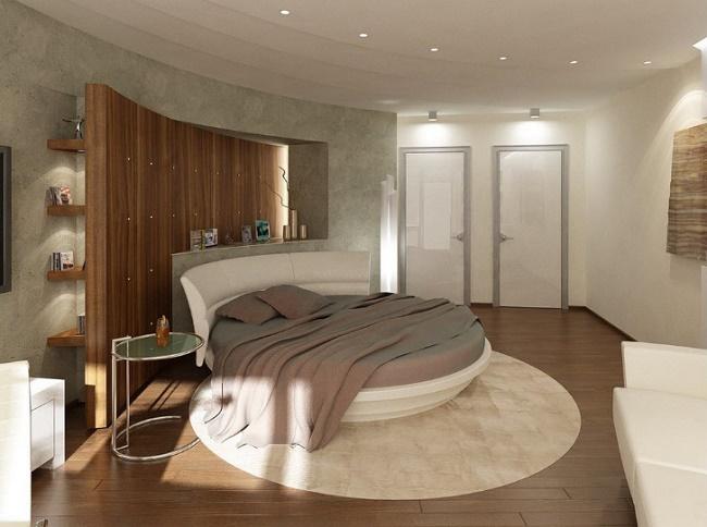 Гипсокартонные потолки дизайн