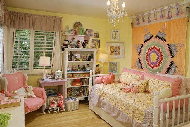 Комната для подростка-девочки