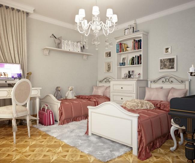 Комната для девочек-подростков
