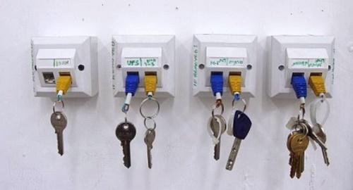 Необычные ключницы своими руками