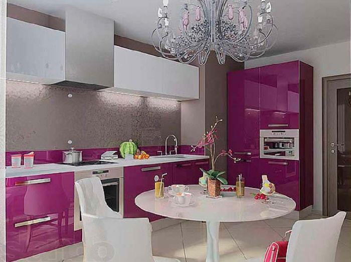 Кухня 10 кв.м. дизайн