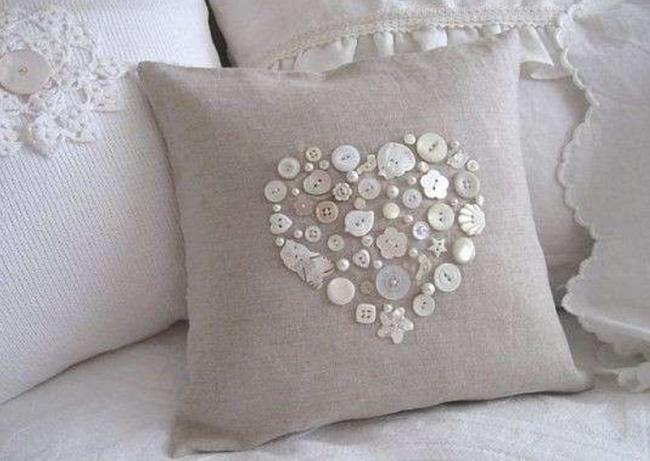 Оригинальные подушки для интерьера своими руками