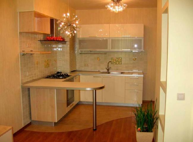 Кухня 6 кв.м дизайн фото