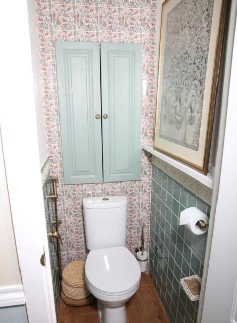 Туалет маленьких размеров