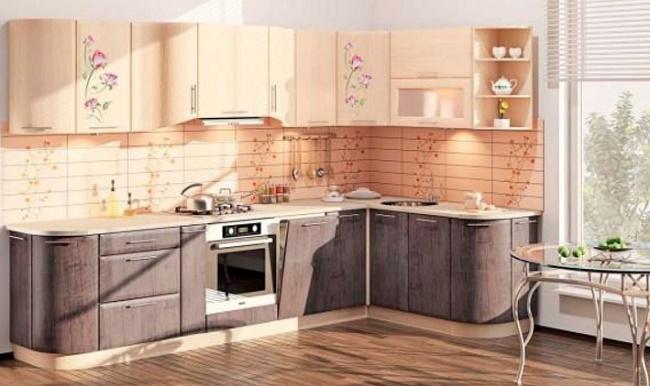Идеи для угловой кухни фото
