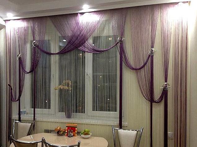Красивые шторы фото
