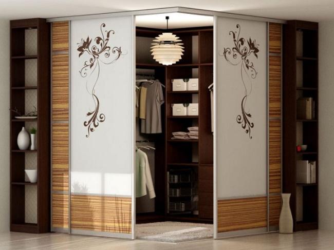 Дизайн прихожей и шкаф-купе