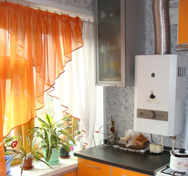 Оконный текстиль для кухни
