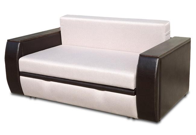 Раскладной мини-диван фото
