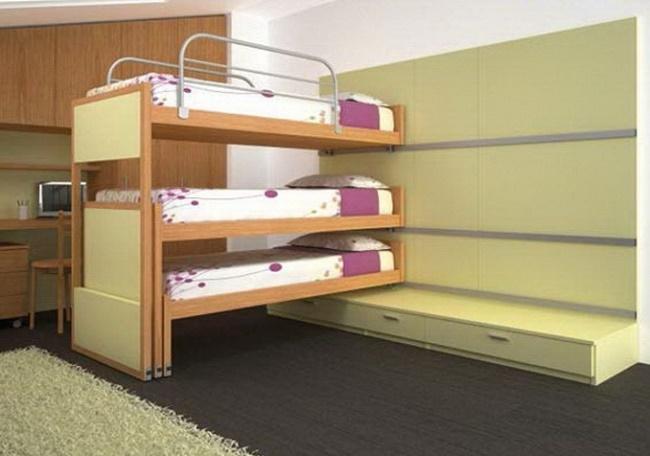 Обустройство детской комнаты фото