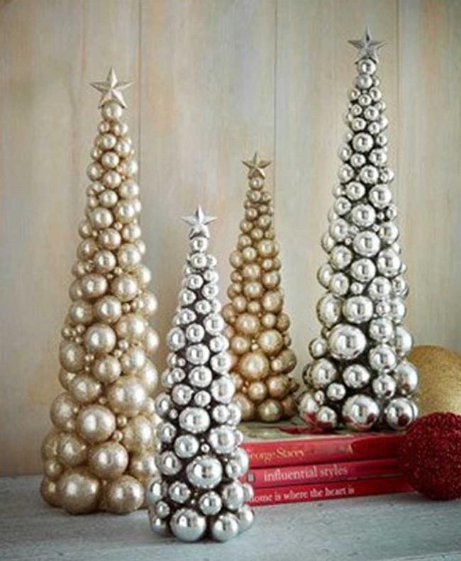 Модель новогодней елки