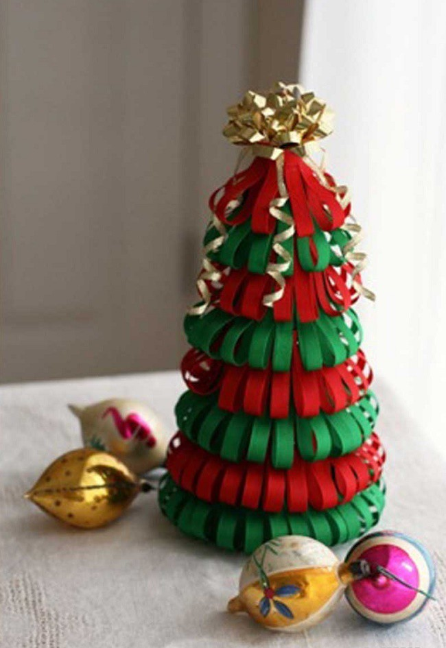 Оригинальная новогодняя елка своими руками
