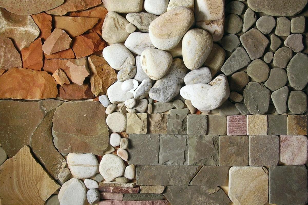 Виды натурального облицовочного камня