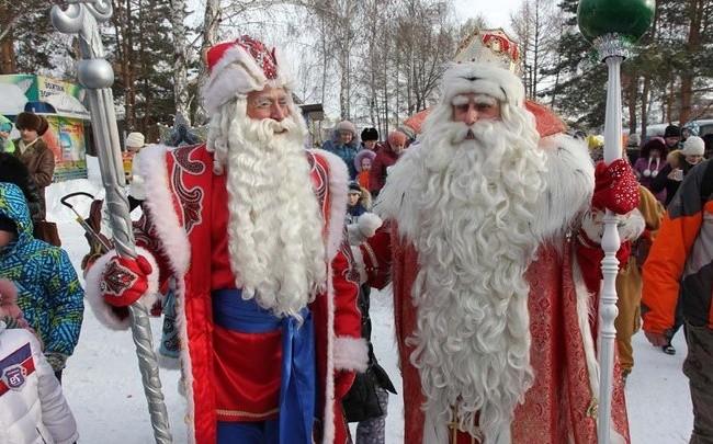 Костюм деда Мороза своими руками фото