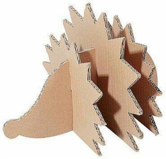 Поделки из картона своими руками