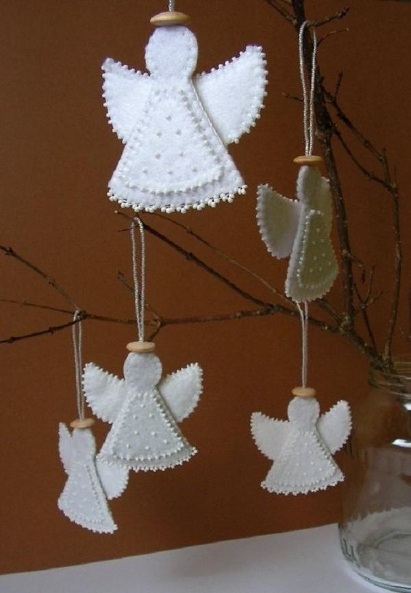Ангелочки ко дню святого Николая своими руками