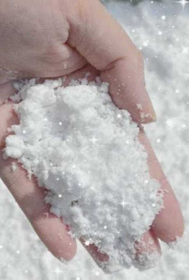 Искусственный снег для поделок фото
