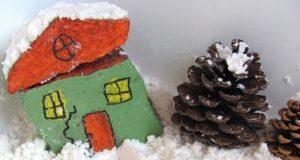 Как сделать искусственный снег