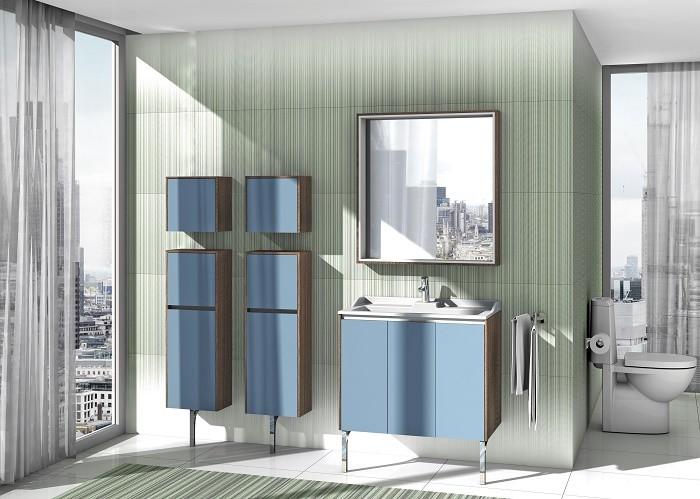 Мебель для ванной акватон фото