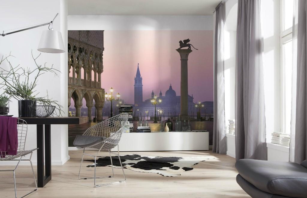 Фотообои в квартире