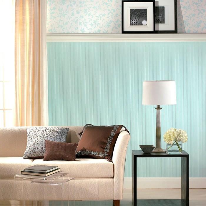 Обои в интерьере квартиры, фото дизайна и способы комбинирования