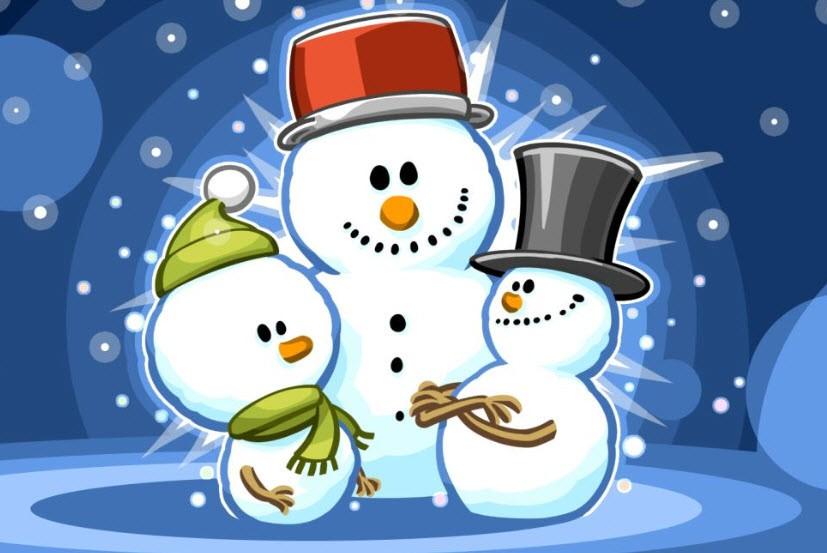 Поделка снеговик своими руками: инструкция, фото