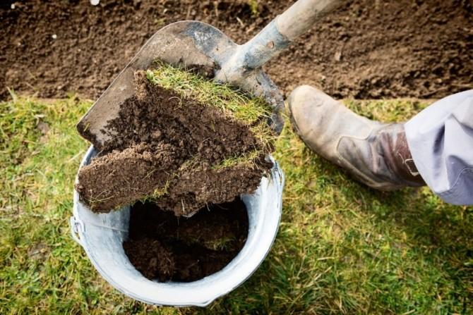 Грунт для комнатных растений дерновая земля