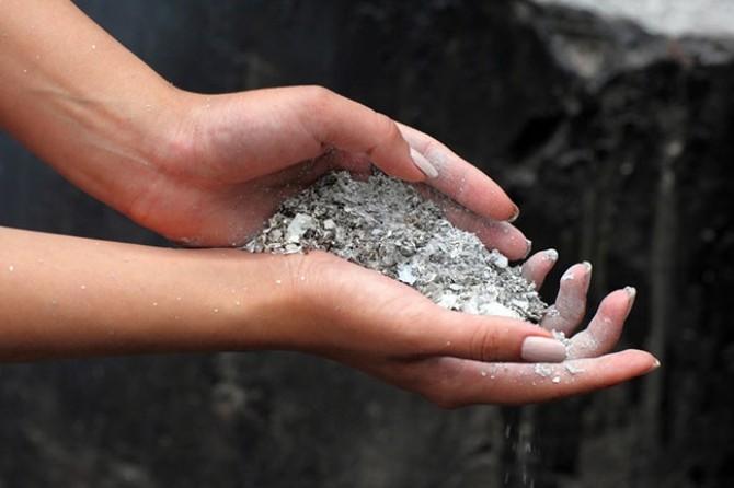 Дополнительные компоненты грунта, древесная зола