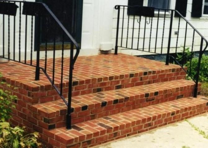 Как сделать крыльцо в частном доме