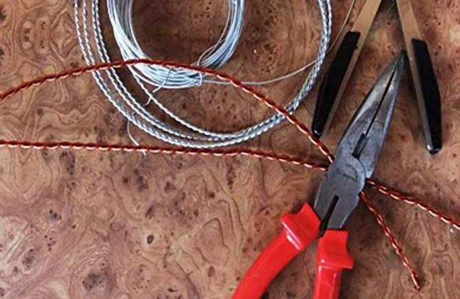 Инструменты для поделок из проволоки
