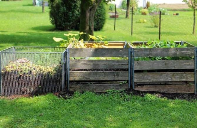 Как самому сделать компостную яму