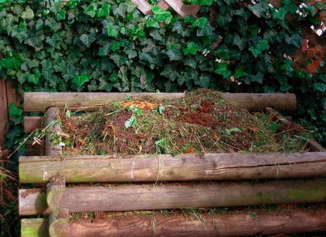 Как просто сделать компостную яму